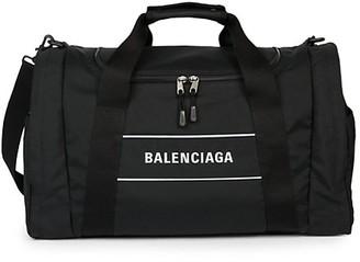 Balenciaga Nylon Shoulder Bag