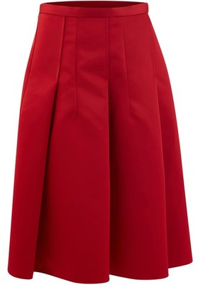N°21 Pleated skirt