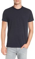 French Connection Men's 'Dunite' Dot Print Pocket T-Shirt