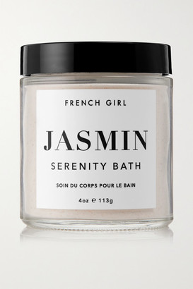 French Girl Organics - Jasmin Serenity Bath, 454g - Colorless