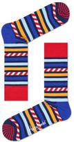 Happy Socks Stripes & Stripes Sock