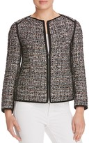 Lafayette 148 New York Keaton Tweed Jacket