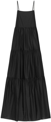 Matteau Tiered Low Back Sundress