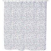uneekee Sea Of Tears Shower Curtain: Large Waterproof Luxurious Bathroom Design Woven Fabric