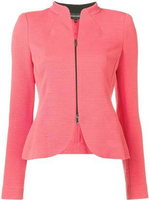 Emporio Armani Padded Jersey Jacket
