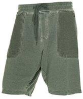 Calvin Klein Jeans Men's Burnout Short