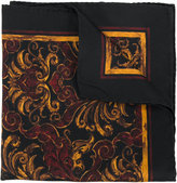Dolce & Gabbana baroque patterned pocket square