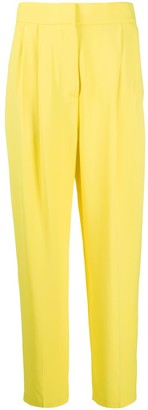 MSGM High-Waisted Trousers