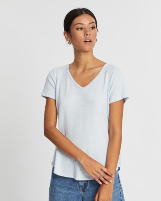 Hollister Short Sleeve Cosy Easy T-Shirt