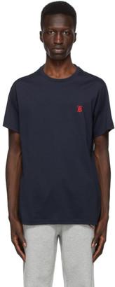 Burberry Navy TB Monogram New Parker T-Shirt
