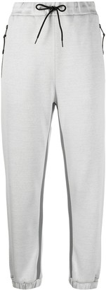 Prada Pre-Owned Contrast-Trim Sweatpants