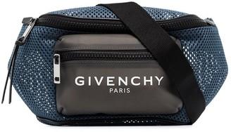 Givenchy Logo-Print Cross Body Bag