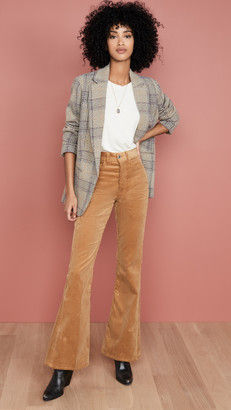 RE/DONE 70s Ultra High Rise Bell Bottoms