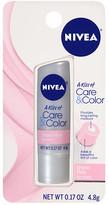 Nivea Lip Care A Kiss of Care & Color