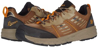 Danner Run Time NMT Composite Toe EH (Brown) Men's Shoes