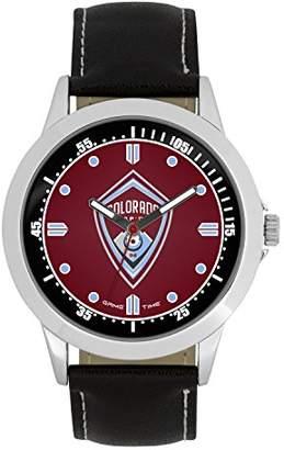 Game Time MLS Colorado Rapids Mens Player Series Wrist Watch