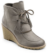 G.H. Bass Teresa Leather Ankle Boots