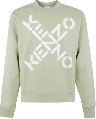 Kenzo X Logo Sweatshirt