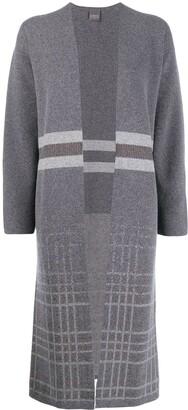 Lorena Antoniazzi knitted long cardigan