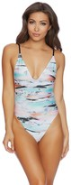 Reef Mod Wave Reversible One Piece
