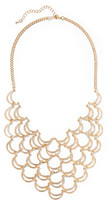 Kenneth Jay Lane Gold-tone necklace