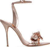 Sophia Webster Lilico metallic-leather heeled sandals