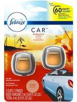 Febreze 2-Count Car Vent Clip in Hawaiian Aloha