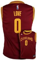 adidas Cleveland Cavaliers Kevin Love NBA Replica Jersey - Boys 8-20