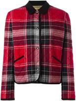 MAISON KITSUNÉ checked jacket