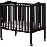 Dream On Me Lightweight 2-in-1 Portable Folding Crib