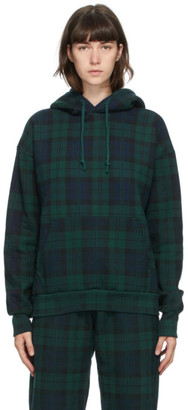 Noon Goons Green Tartan Plaid Icon Hoodie