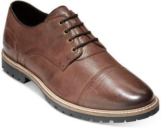 Cole Haan Men Nathan Cap Toe Oxfords Men Shoes