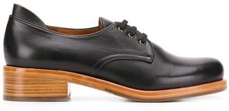 Chie Mihara Camelia low block heel loafers