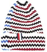 Tommy Hilfiger Tommy Mixed Stripe Wool Beanie Edition