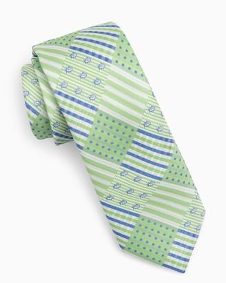 Southern Tide Skipjack Patch Tie
