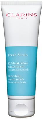 Clarins Fresh Scrub Refreshing Cream Scrub