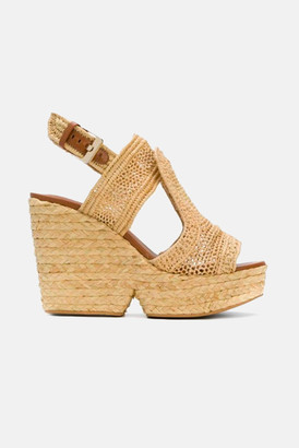 Clergerie Dypaille Wedge Sandal