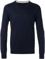 Joseph elbow patch sweatshirt - men - Suede/Merino - M