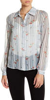 Majorelle Sussex Printed Long Sleeve Shirt
