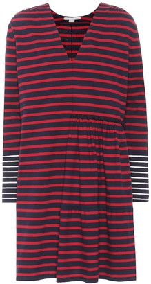 Stella McCartney Striped cotton dress