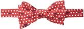 Vineyard Vines Printed Bow Tie-Polka Dot Whale