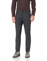 Kenneth Cole New York Mens Pin Dot Hybrid Pant