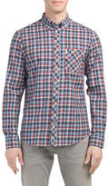 Multi Colored Gingham Shirt