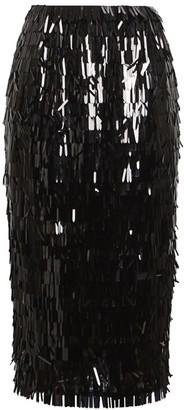 Simone Rocha Sequin Pencil Skirt