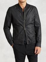 John Varvatos Cotton Bomber Jacket