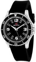 Seapro SP5415 Women's Tideway Black Silicone Watch