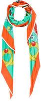 Hermes Cashmere Silk Shawl w/ Tags