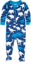 Hatley Infant Footed Coverall - Silhouette Dinos