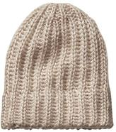 Athleta Metallic Beanie by Vincent Pradier