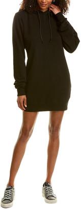 Cotton Citizen Milan Hooded Mini Dress